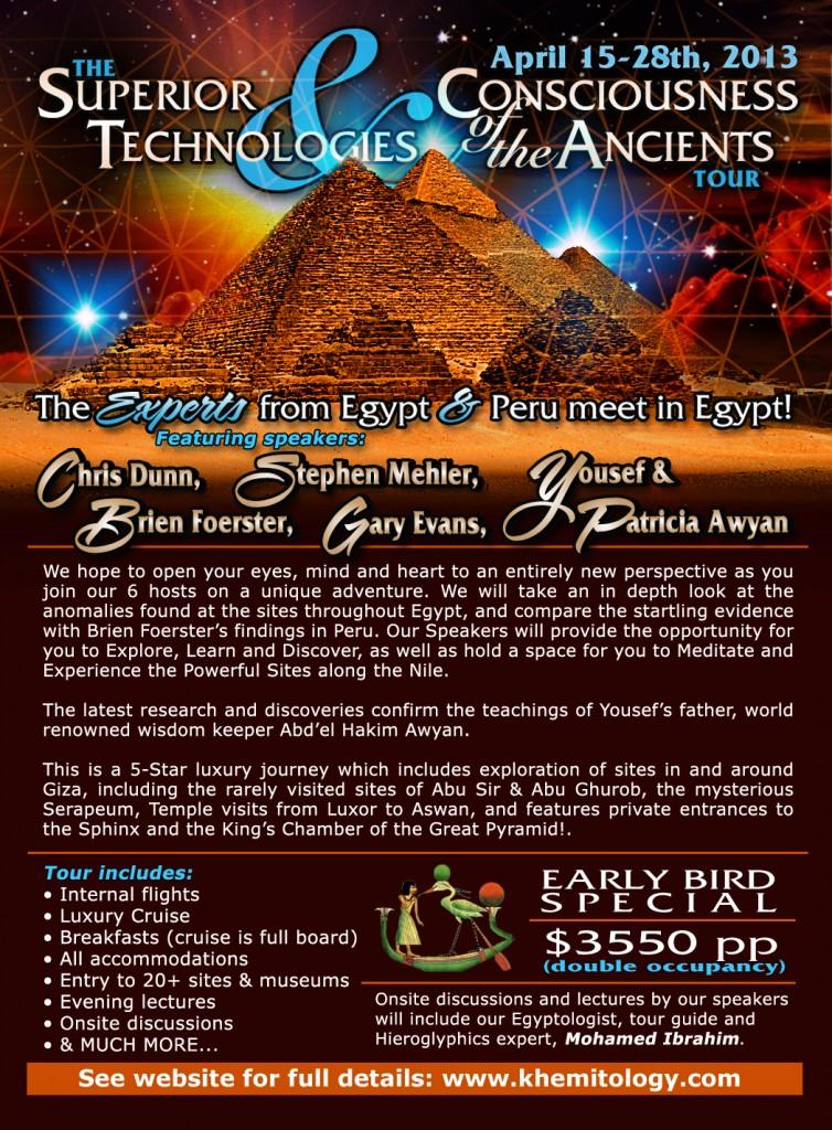 April 2013 Egypt tour