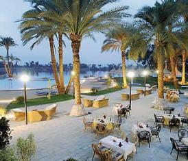 Luxor hotel view