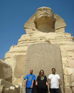 Sphinx Egypt Spiritual travel