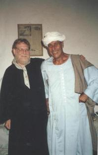 Stephen Mehler and Hakim Awyan