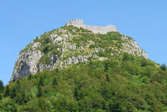 Château de Montségur - Photo source: Jean-Yves Didier