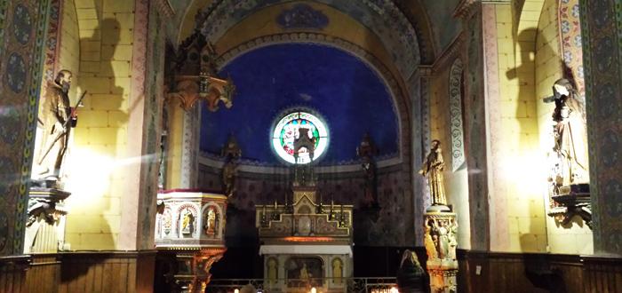 Renne le Chateau Church of Saint Mary Magdalene